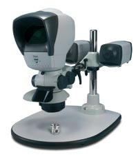 Microscopio de zoom estéreo Lynx
